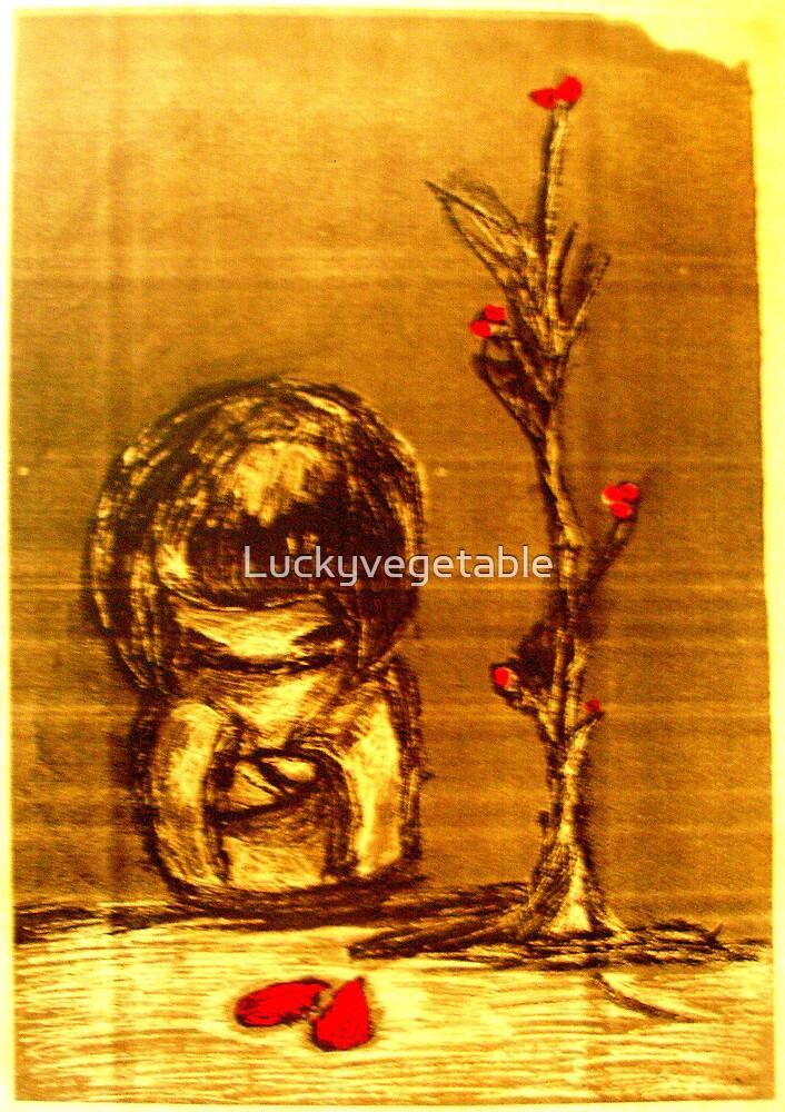 Valentine by Luckyvegetable