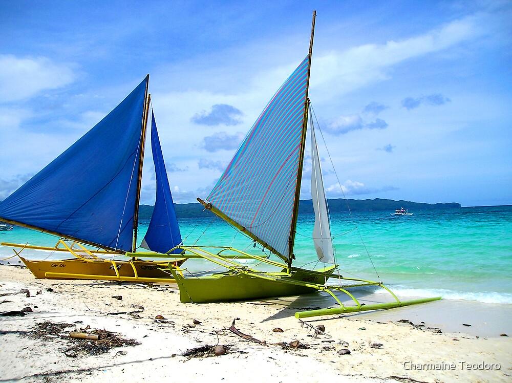 Twin Sails by Charmaine Teodoro
