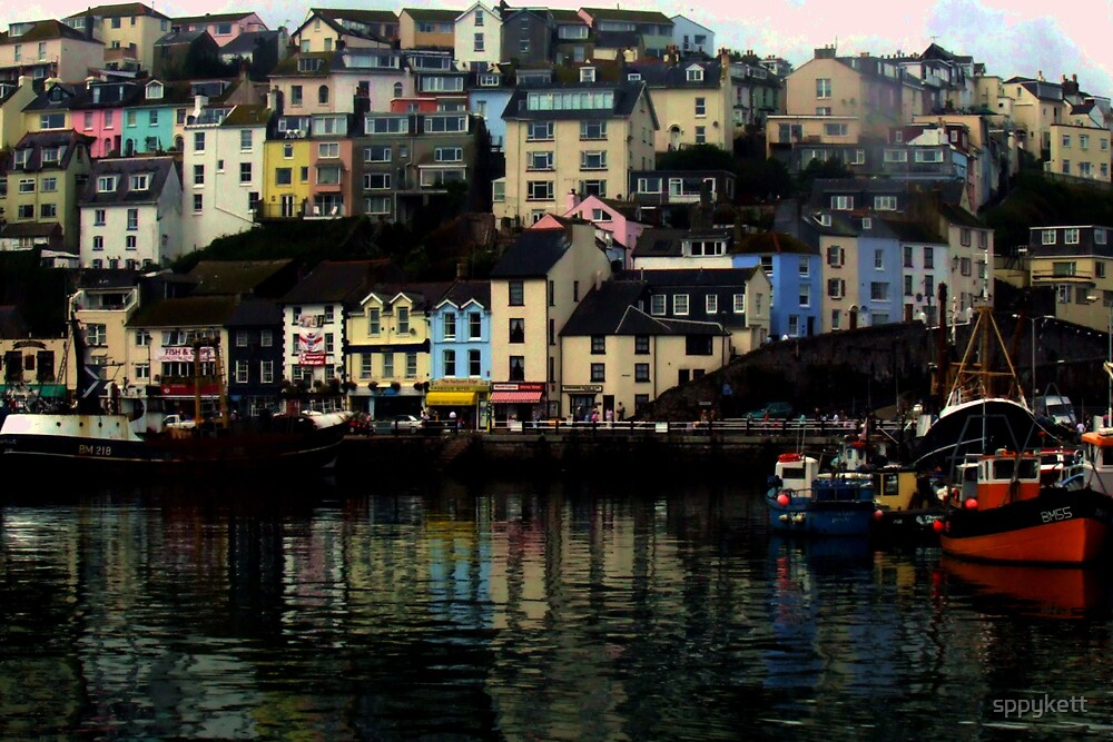 Brixham by sppykett