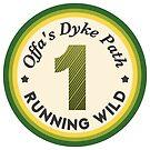 Offas Dyke Path Running Wild by Yvie Johnson