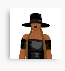 Beyonce Supreme Canvas Print
