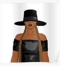 Beyonce Supreme Poster