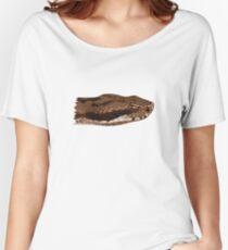 Asp Viper (Vipera aspis) Women's Relaxed Fit T-Shirt