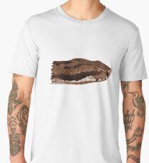 Asp Viper (Vipera aspis) Men's Premium T-Shirt