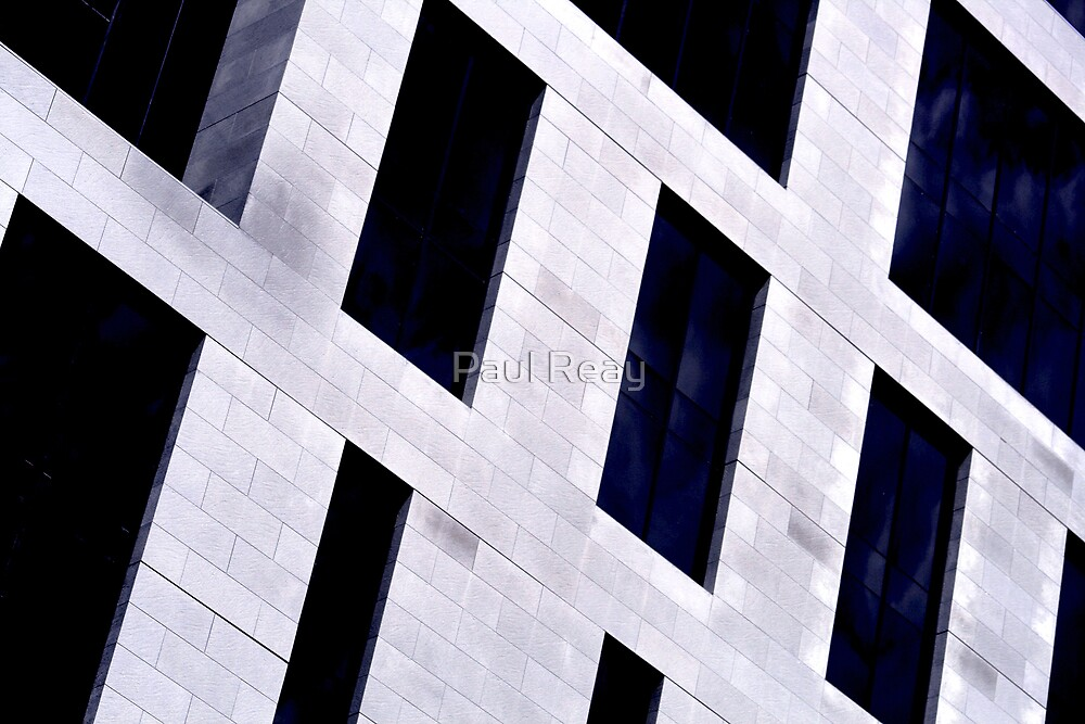 Abstract architecture 3 by Paul Reay