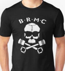 Black Rebel Motorcycle Club • BRMC • White T-Shirt
