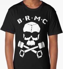 Black Rebel Motorcycle Club • BRMC • White Long T-Shirt