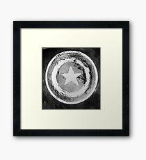 Capt. America Framed Print