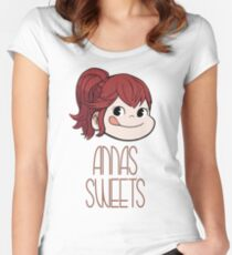 Fire Emblem - Anna's Sweets Women's Fitted Scoop T-Shirt