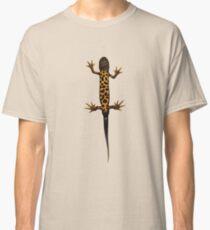 Great Crested Newt (Triturus cristatus) Classic T-Shirt