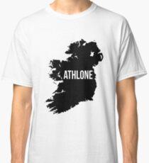 Athlone, Ireland Silhouette Classic T-Shirt