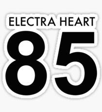 Electra Heart Jersey  Sticker