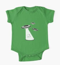 Pinheads Alien Abduction One Piece - Short Sleeve