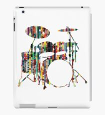Rockin' Drum Kit iPad Case/Skin