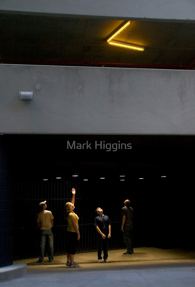 The Chosen One by Mark Higgins