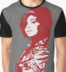 Amy Winehouse Graphic T-Shirt