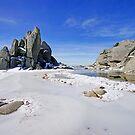 Winterscape by Harry Oldmeadow