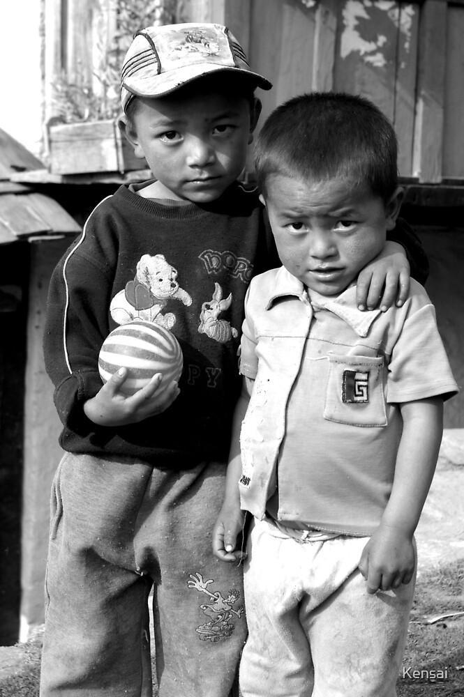 Sheman's children by Kensai