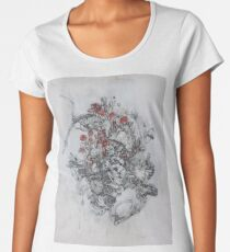 The Ephemeral Nature of Utopia Women's Premium T-Shirt