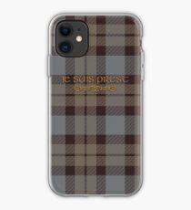 Tartan Outlander iPhone Case