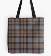 Tartan Outlander Tote Bag