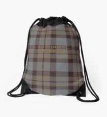 Tartan Outlander Drawstring Bag