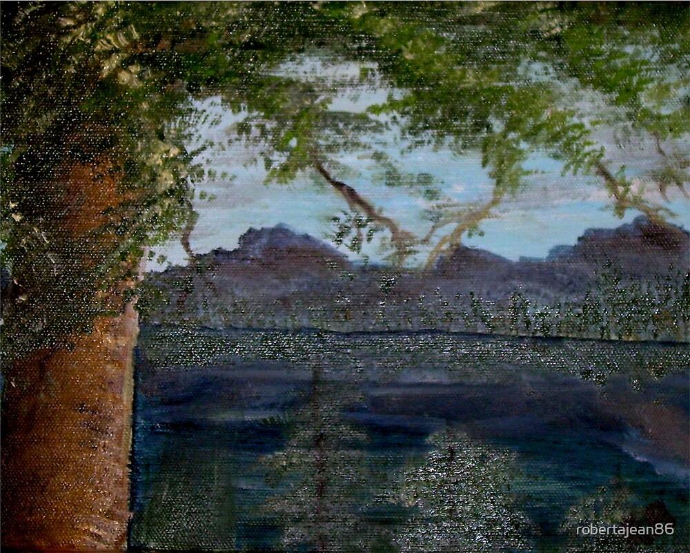 Lake Estes by robertajean86