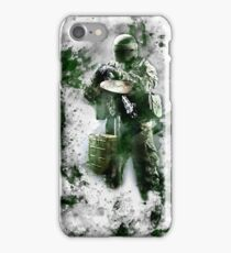 Rainbow Six Siege Tachanka Painting iPhone Case/Skin
