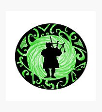 The Pied Piper Photographic Print