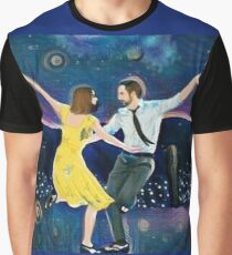 Midnight In LaLa Land Graphic T-Shirt