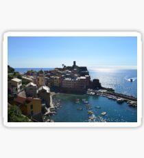 Vernazza - Italy Sticker