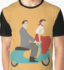 Roman Holiday without text Graphic T-Shirt