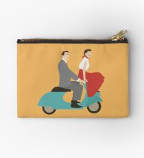 Roman Holiday without text Zipper Pouch