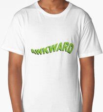 AWKWARD Long T-Shirt