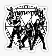 Immortal Sticker