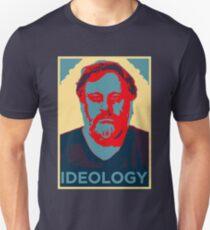 ZIZEK IDEOLOGY OBEY POSTER OBAMA HOPE PCM MEMES Unisex T-Shirt