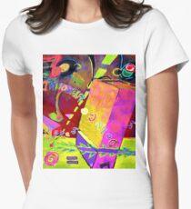 Jive Rhythm Women's Fitted T-Shirt