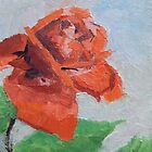 'Val's Rose' by Jaana Day