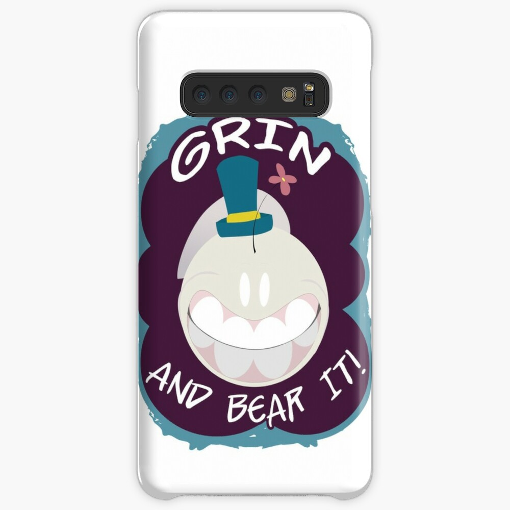 Grin And Bear It - Schnell design Case & Skin for Samsung Galaxy