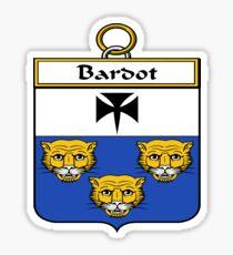 Bardot  Sticker