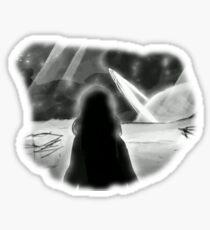 Episode 1 Final Frame Sticker