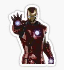Iron Man Sticker