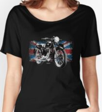 Matchless Motorcycle Autonautcom Women's Relaxed Fit T-Shirt