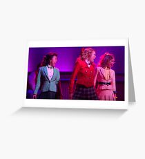 Candy Store - Heathers the Musical Greeting Card