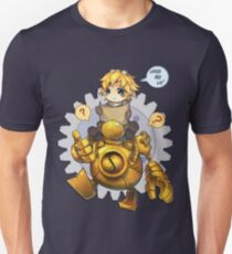 Blitz + Ezreal, where are we? Unisex T-Shirt