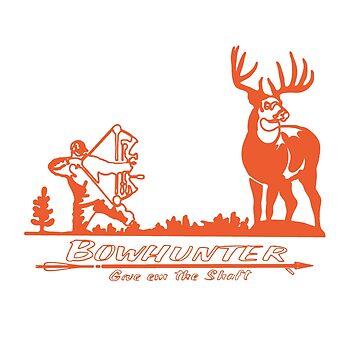 Bowhunter - Naranja de Zboydston17