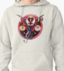 Riku Stained Glass Emblem Pullover Hoodie