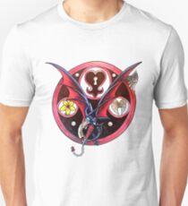 Riku Stained Glass Emblem Unisex T-Shirt