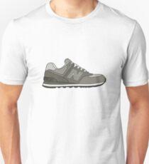 New Balance 574 Illustration Minimalist  Unisex T-Shirt