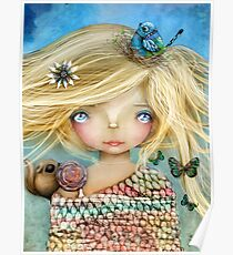 Nature Girl Poster